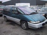 1993 Pontiac Trans Sport Overview