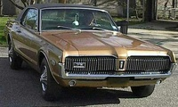 1968 Mercury Cougar Overview