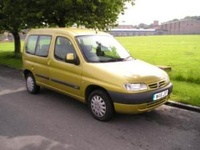 2000 Citroen Berlingo Overview