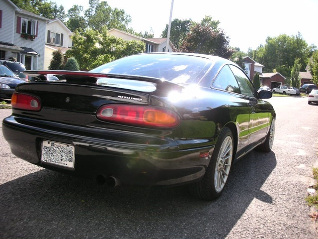 Picture of 1993 Mazda MX-6 2 Dr LS Coupe