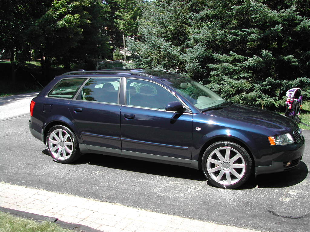 2004 audi a4 avant 1 8 t related infomation specifications weili automotive network. Black Bedroom Furniture Sets. Home Design Ideas