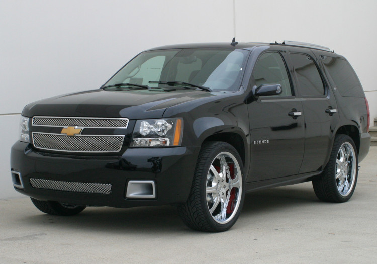 2007 chevrolet tahoe ltz 4wd yahoo autos autos post. Black Bedroom Furniture Sets. Home Design Ideas