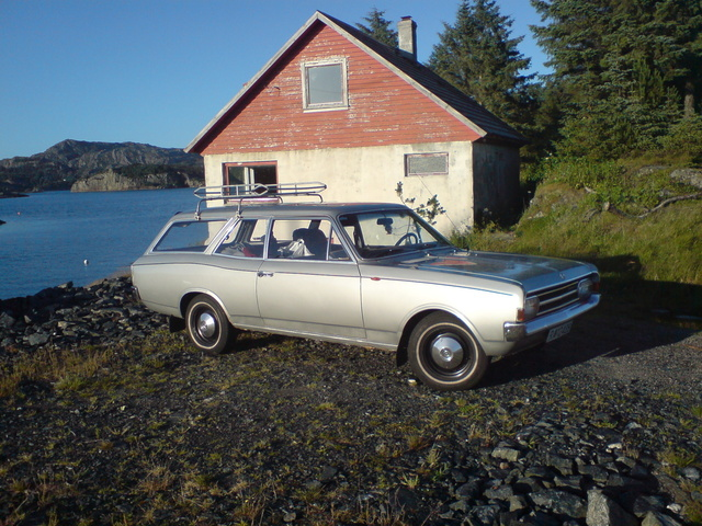 Picture of 1971 Opel Kadett