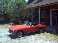 1979 MG Midget picture