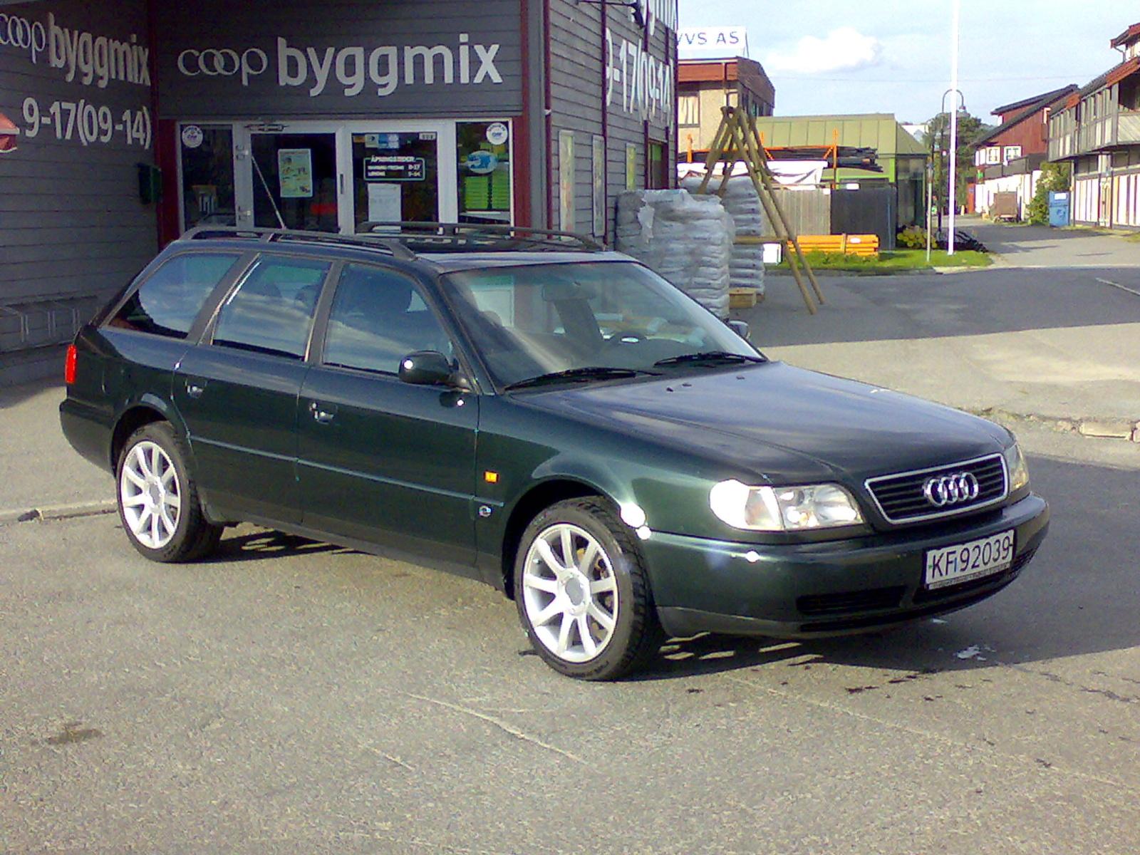 1996 Audi A6 Avant Quattro