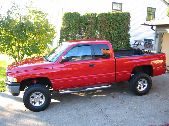 97 dodge ram extended cab