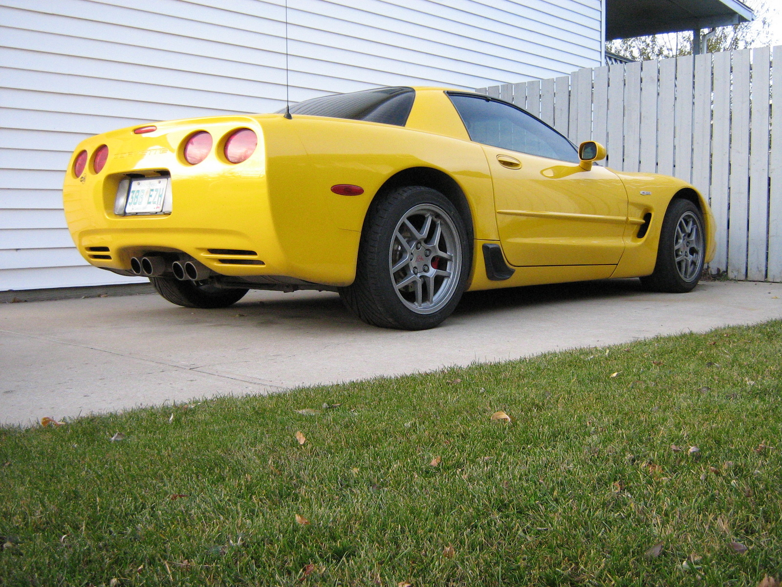 2002 Chevrolet Corvette Z06 picture