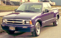 Picture of 1996 Chevrolet S-10 2 Dr LS Extended Cab Stepside SB
