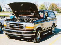 Picture of 1996 Ford Bronco XLT 4WD, gallery_worthy