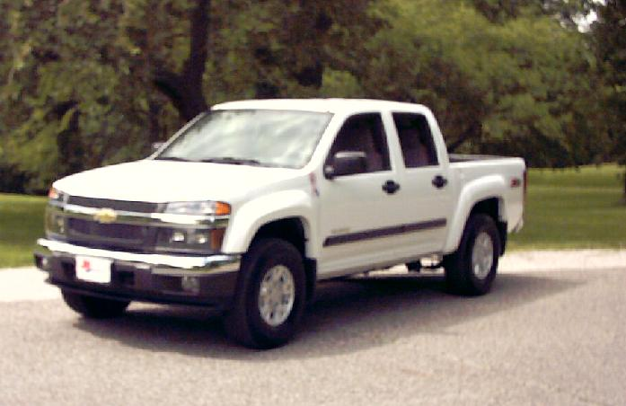 picture of 2005 chevrolet colorado 4 dr z71 ls crew cab sb. Cars Review. Best American Auto & Cars Review