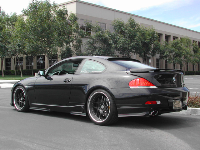 2006 Bmw 6 Series Pictures Cargurus