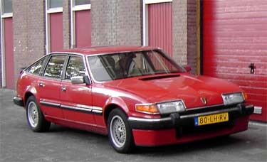 Picture of 1984 Rover 3500