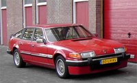 1984 Rover 3500 Overview