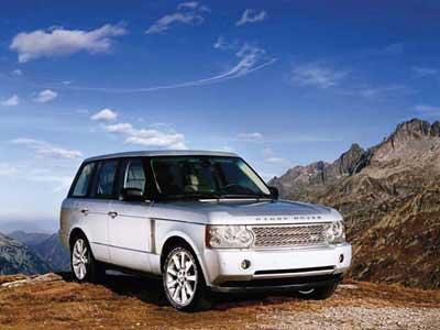 2005 Wald Land Rover Range Rover Mk Ii. 1998 Land Rover Range Rover