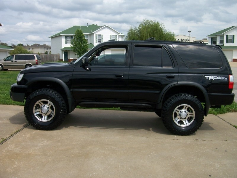 2002 Toyota 4Runner Overview C3988 on 1999 montero sport lifted