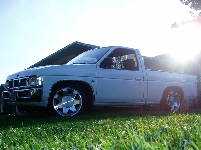 Picture of 1993 Nissan Pickup 2 Dr STD Standard Cab SB, gallery_worthy