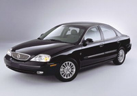 2002 Mercury Sable GS picture, exterior