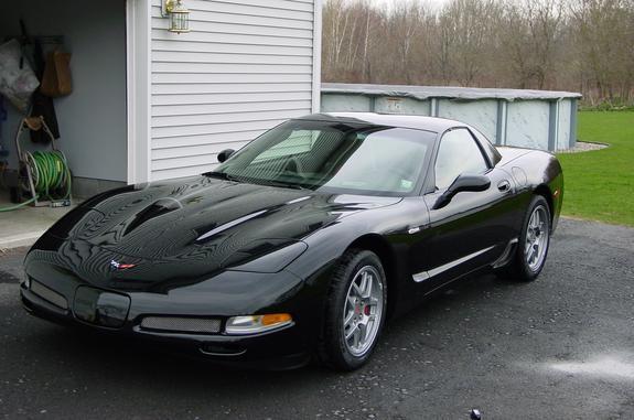 2004 Chevrolet Corvette Z06 picture, exterior