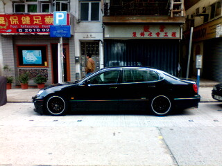 Picture of 2000 Lexus GS 300
