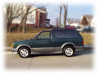 Picture of 1993 GMC Typhoon 2 Dr Turbo AWD SUV