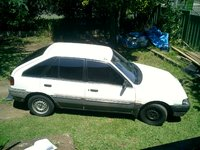 Picture of 1987 Ford Laser, gallery_worthy