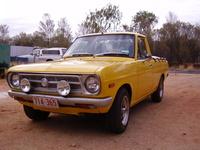 1982 Datsun 1200 Overview