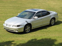 2002 Pontiac Grand Prix Picture Gallery
