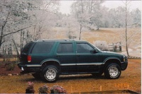 Picture of 1996 Chevrolet Blazer 4 Dr LT 4WD SUV