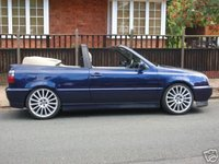 Picture of 1995 Volkswagen Cabrio 2 Dr STD Convertible