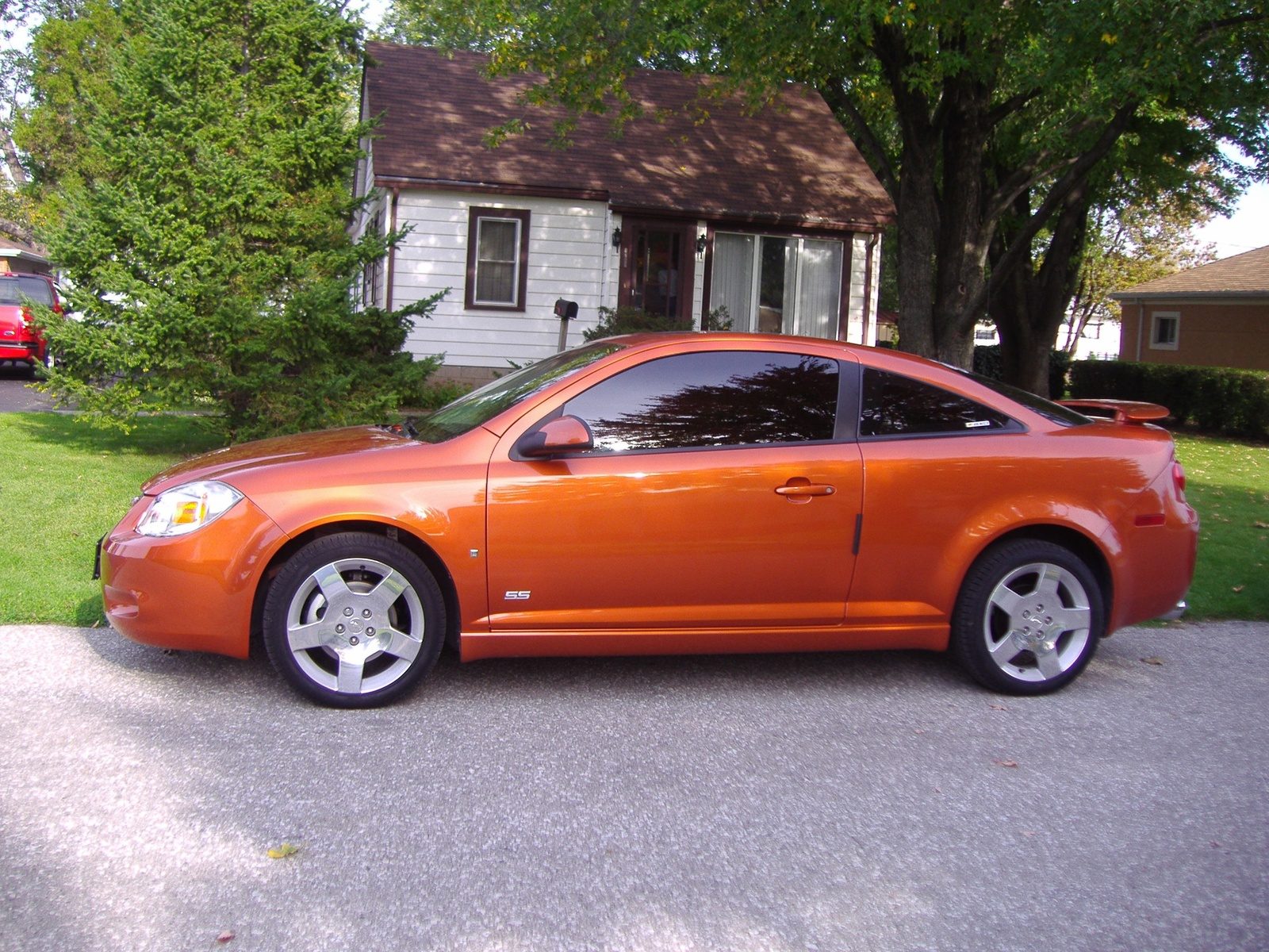 2006 chevrolet cobalt ss coupe picture. Black Bedroom Furniture Sets. Home Design Ideas