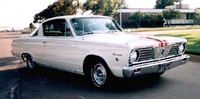 1966 Plymouth Barracuda picture