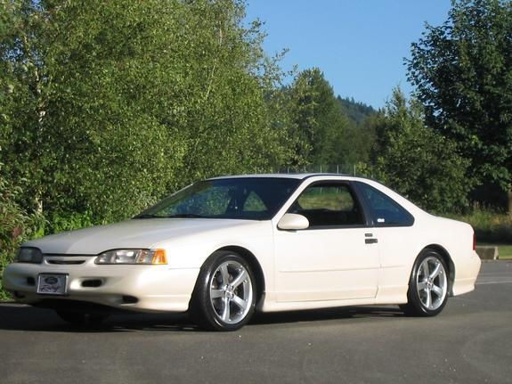 1988 Ford Thunderbird SC related infomation,specifications ...