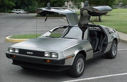 Picture of 1983 DeLorean DMC-12, gallery_worthy
