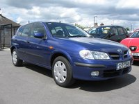 Picture of 2002 Nissan Almera, gallery_worthy