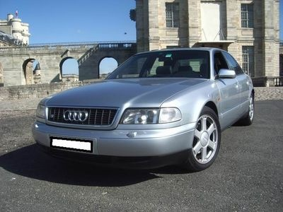 Picture of 1994 Audi V8 4 Dr quattro AWD Sedan, gallery_worthy