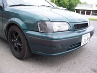 1995 Toyota Tercel 4 Dr DX Sedan picture