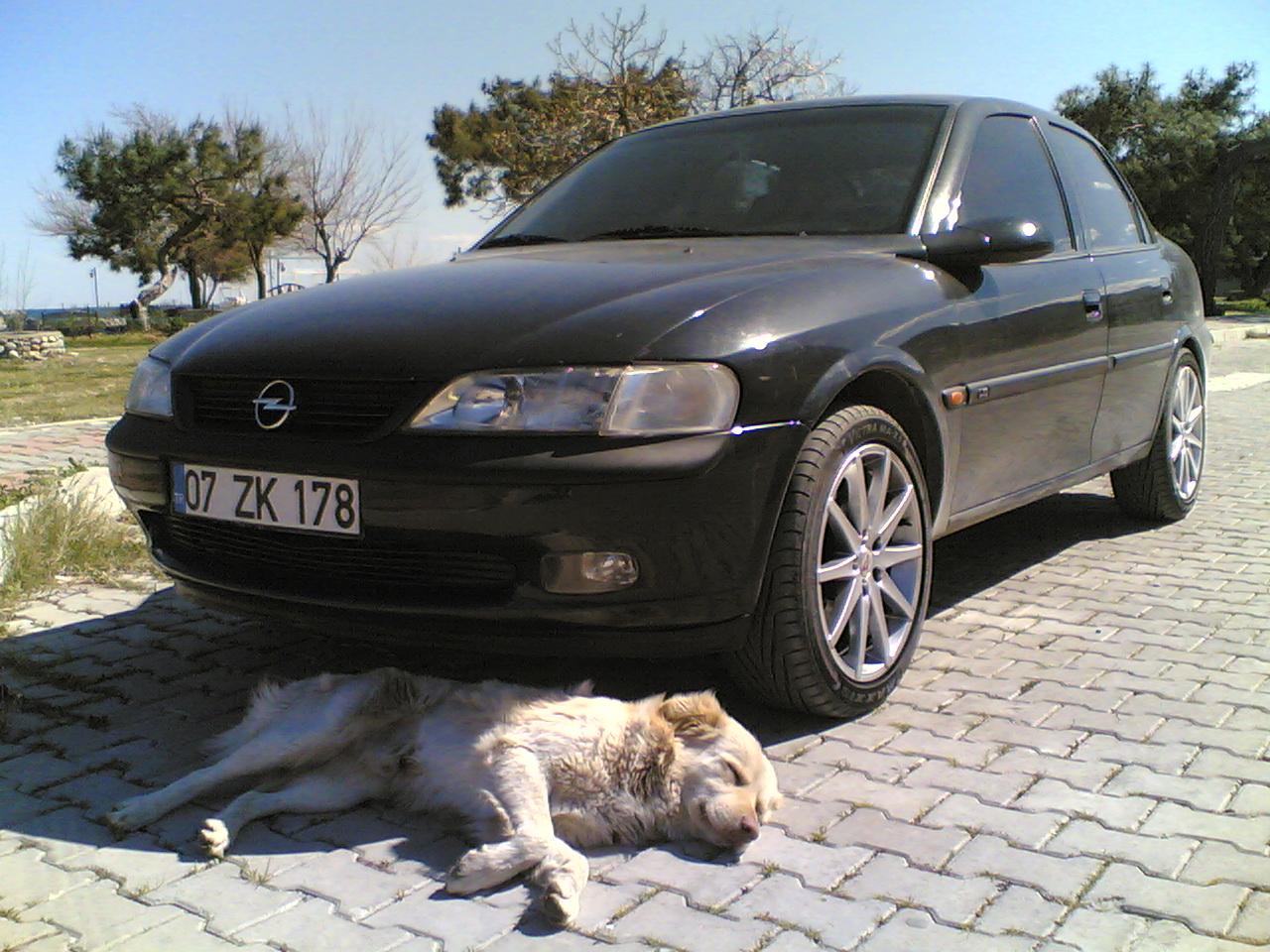 Vectra 2000 Interior Opel Vectra 2000