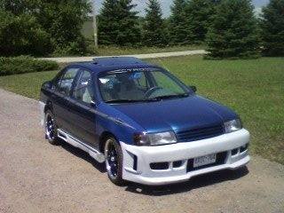 Picture of 1992 Toyota Tercel 4 Dr DX Sedan