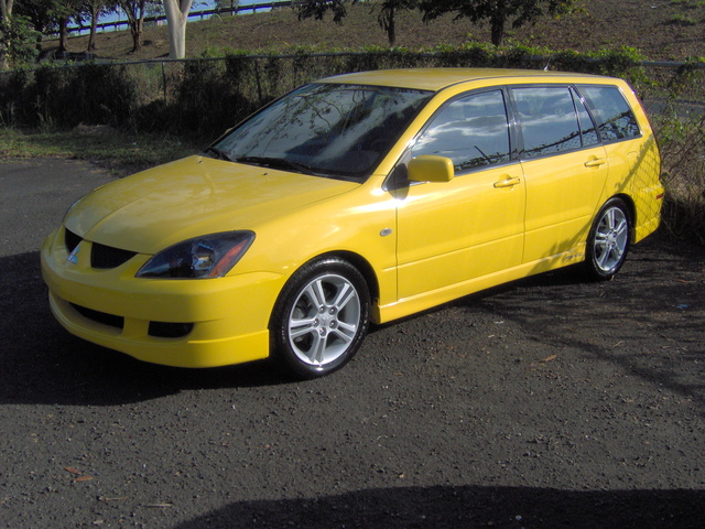 Picture of 2004 Mitsubishi Lancer Sportback 4 Dr Ralliart Wagon