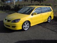 2004 Mitsubishi Lancer Sportback Overview