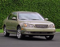 2002 Infiniti I35 Overview