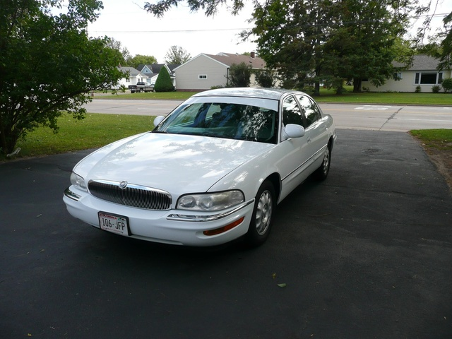 Picture of 1998 Buick Park Avenue 4 Dr Ultra Supercharged Sedan