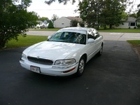 1998 Buick Park Avenue 4 Dr Ultra Supercharged Sedan picture, exterior