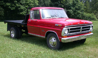 1976 Ford F-350 Overview
