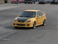 Picture of 2003 Mazda MAZDASPEED Protege 4 Dr Turbo Sedan (2003.5)