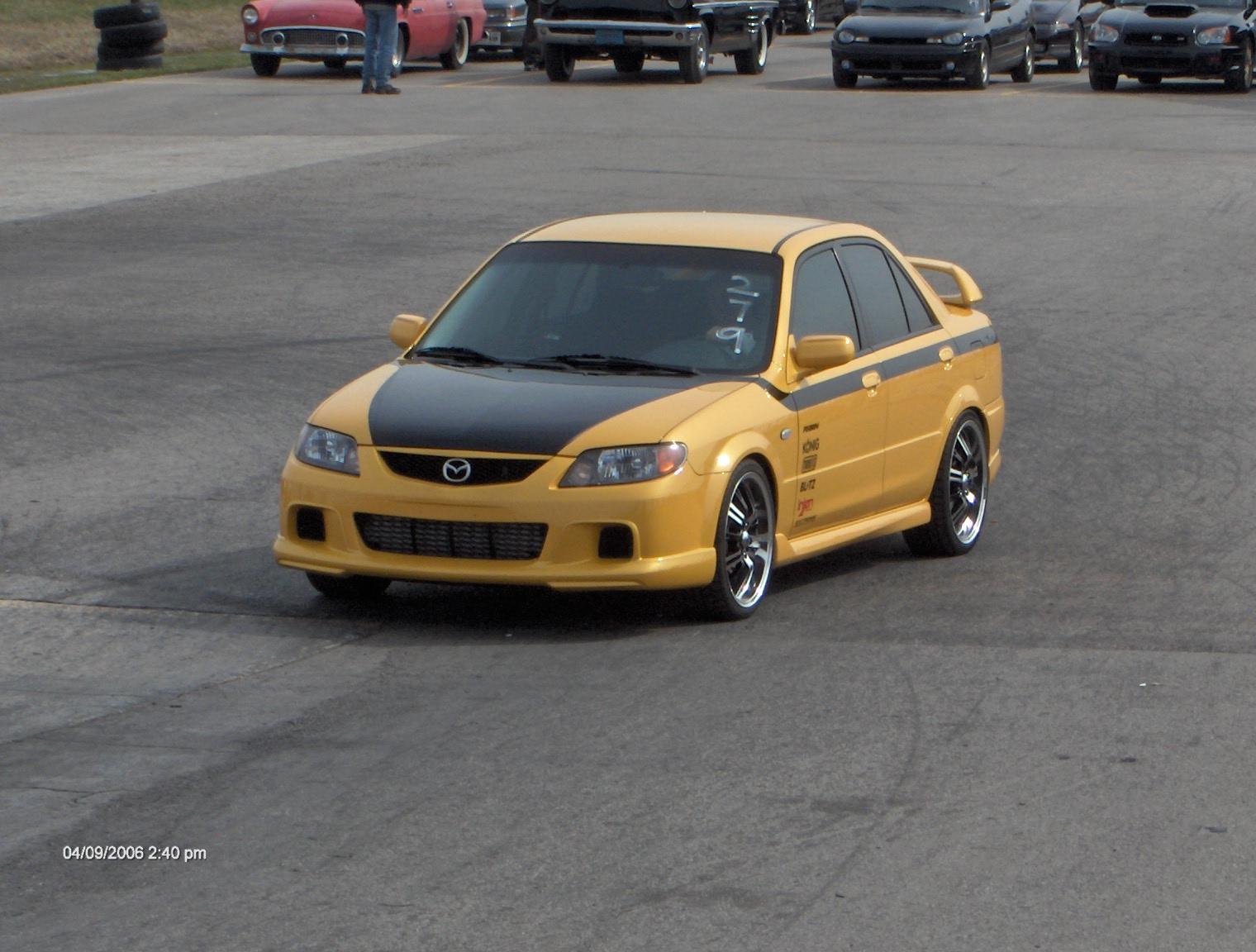 Mazda MAZDASPEED Protege - Pictures - 2003 Mazda MAZDASPEED Protege ...