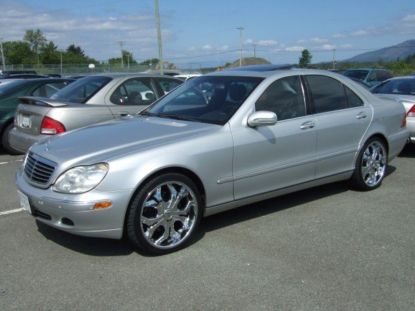 2002 mercedes benz s class pictures cargurus for 2007 s430 mercedes benz
