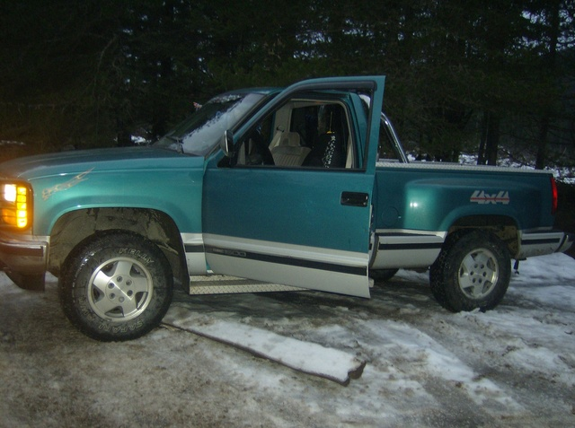 Picture of 1993 Chevrolet C/K 2500 Cheyenne Extended Cab LB
