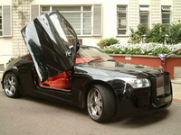 2007 Rolls-Royce Phantom Drophead Coupe Convertible, 2007 Rolls-Royce Drophead Coupe Convertible picture