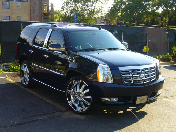 2008 Cadillac Escalade Other Pictures Cargurus